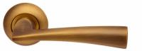 Межкомнатная ручка дверная Columba ARMADILLO бронза матовая