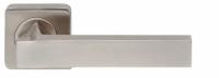 Дверная ручка межкомнатная раздельная CORSICA никель