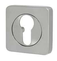 Специальная квадратная накладка CYLINDER Armadillo на цилиндр замка с ключом (все цвета)