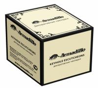 CYLINDER Armadillo Коричневая бронза — накладка