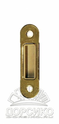 Вкладыш бежевый магнитный к ответной планке EASY-MATIC замков AGB Mediana Polaris