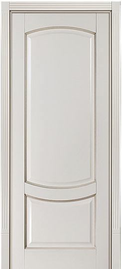 Дверь крашенная из массива ценых пород кавказский Лес - Белинский