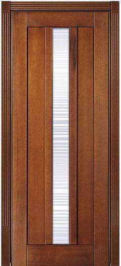 Натуральная буковая дверь межкомнатная - Лермонтов
