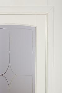 Стандарт — белая крашенная дверь из березы от Брянский Лес