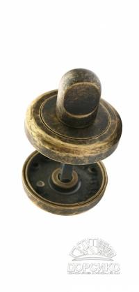 Сан тех завертка круглая античная бронза для дверных ручек Luxury