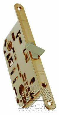 Morelli IP L/WC бронза, золото или хром — бесшумный сан/тех замок межкомнатный
