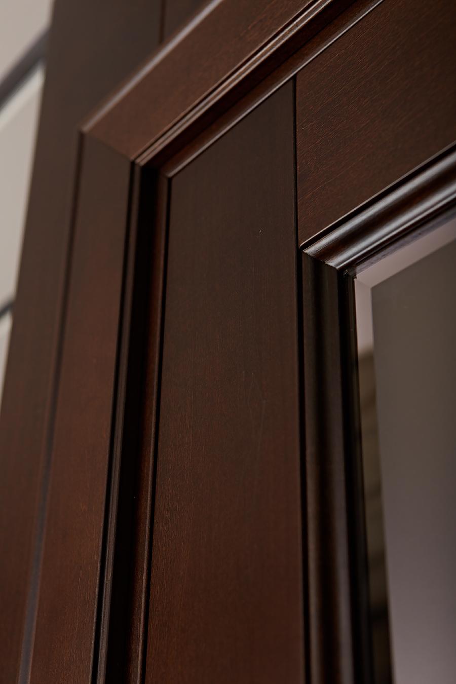 Камея - ольховая дверь межкомнатная детальное фото 2