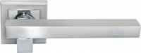Дверная ручка MORELLI Зеркальная гостиная MH-16 SC/CP-S матовый и полированный хром