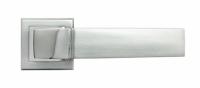 Дверная ручка MORELLI Зеркальная гостиная MH-27 SC/CP-S матовый и полированный хром