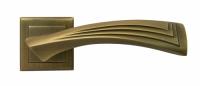 Ручка дверная межкомнатная MORELLY MH-34 COF-S в цвете Кофе