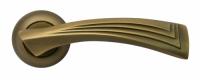 Ручка дверная межкомнатная MORELLY MH-34 COF Кофе (бронза)