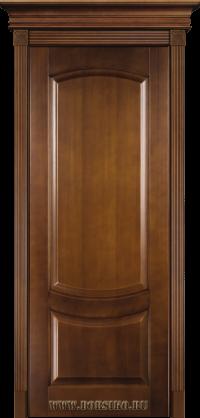 Настоящая дверь из бука массив - Ремарк