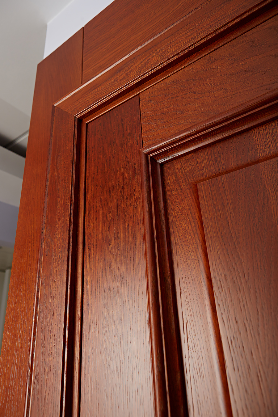 Дверь из массива - фото деталей