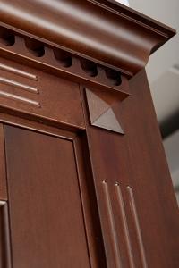 Премьер 1 — деревянные двери из массива ольхи