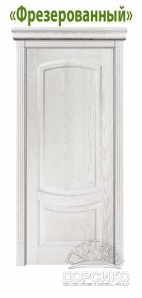 Наличник фрезерованный для дверей деревянных из ясеня Блюм Индастри