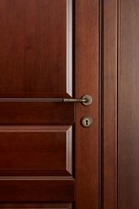 Стимул — ольховая дверь из массива Брянский Лес