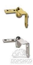 Скрытые петли торцевой установки AGB 2R для межкомнатных дверей