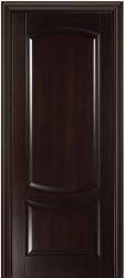 Белинский - бук массив, дверь межкомнатная в цвете Грецкий орех
