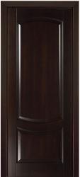 ПГ Белинский, Грецкий орех - тонированная дверь из массива бука