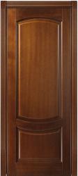 """Буковая деревянная дверь из 100% массива дерева """"Белинский"""" - Светлый дуб"""