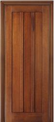 Лермонтов - недорогая дверь из бука переклеенного массива Светлый дуб