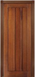 Дверь из наборного букового массива Лермонтов - Светлый Дуб