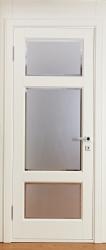 Кама массивная крашенная дверь - Брянский Лес
