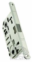 Morelli IM WC PC хром блестящий — дверной замок магнитный под сантехническую завертку