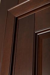 Калина - дверь из массива ольхи - Брянский Лес - фото детали