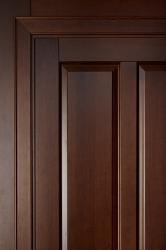Калина - дверь из массива ольхи - Брянский Лес детальное фото