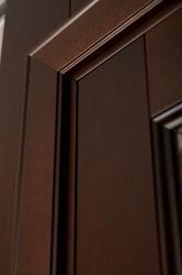 Фото - детали межкомнатной двери из масива ольхи