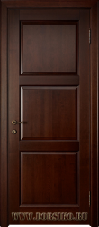 Ольховая дверь  Камея - Брянский лес - Старинный орех