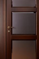 Камея - ольховая дверь межкомнатная детальное фото 1