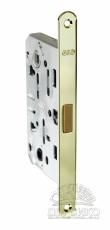 Mediana Polaris AGB межкомнатный замок магнитный для дверей — латунь полированная