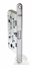 Mediana Polaris AGB Магнитный замок для межкомнатных дверей — никель полированный