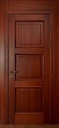 Дверь из массива - медовый дуб - Брянский Лес