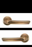 """Ручка дверная """"Лучиана"""", бронза античная"""
