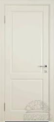 """Кантри — окрашенная дверь из массива """"Слон и кость"""""""