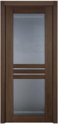 Данте ПО - дверь из массива бука с тонировкой морилкой Hesse - Сахара