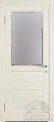 Стимул — берёзовая дверь из массива со стеклом